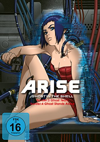 Bild von Ghost in the Shell – ARISE:border 3+4