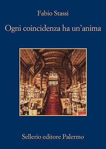 scaricare ebook gratis Ogni coincidenza ha un'anima (Le avventure del biblioterapeuta Vince Corso) PDF Epub