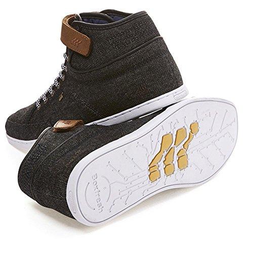 Boxfresh - Sneakers Boxfresh Swich Denim Nero