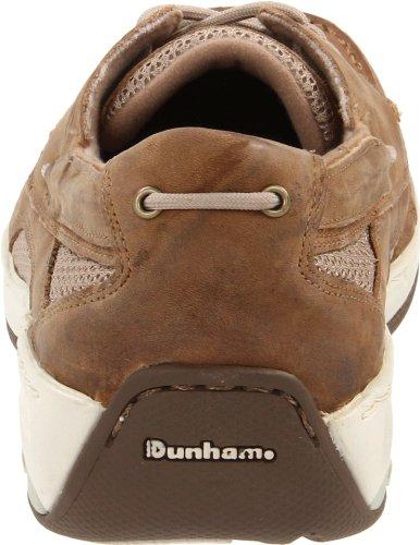 Herren Dunham, Captain Boot Schuh Hellbraun