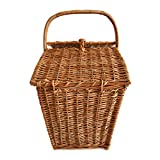 Best Picnic Baskets - DAISYLIFE Wicker Eco-Friendly Multi-Utility Picnic Basket Review
