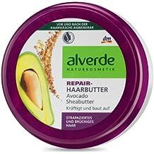alverde Repair Haarbutter Sheabutter, 200 ml