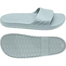 buy online 1b235 5e6f0 adidas Damen Aqualette W Zehentrenner rot