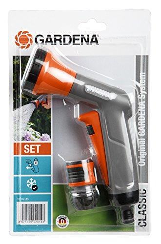 Gardena Frostschutz, Einhandbedienung