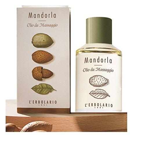 L'Erbolario Mandel Massageöl, 1er Pack (1 x 125 ml)