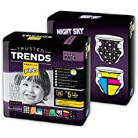 Pufies Trusted Trends Night Sky Baby - 52 Pañales, talla 5, 11-20 kg