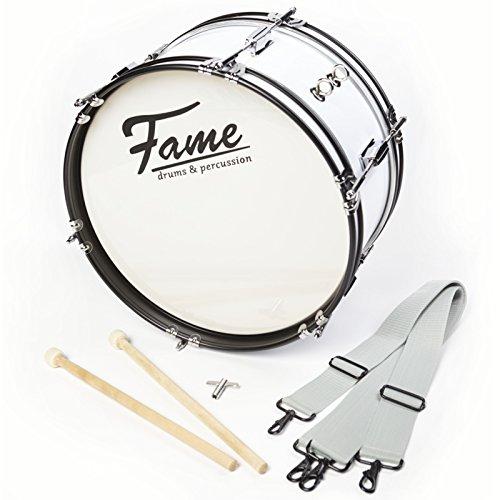 Junior Marching Bass Drum 16