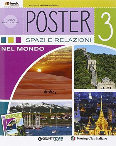 Poster. Per la Scuola media. Con e-book. Con espansione online: 3