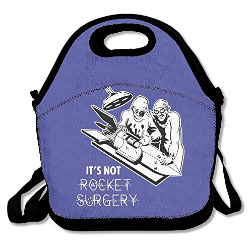 It's Not Rocket Surgery Lunch Bag Lunch Tote