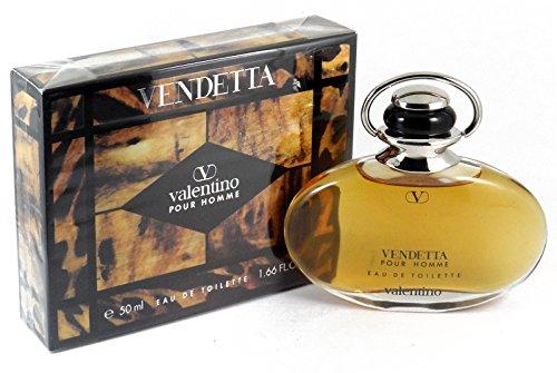 Valentino Vendetta Pour Homme Eau de Toilette EdT Splash 50 ml -