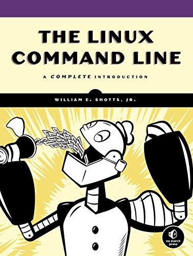 The Linux Command Line: A Complete Introduction por William E. Shotts Jr.