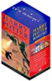 Harry Potter Paperback Box Set: Four Volumes by J. K. Rowling (2001-10-08)