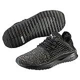 Puma Tsugi Netfit Evoknit 36510801 Chaussures de Sport - Noir - Black/Steel Grey,...