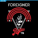 Foreigner-Live at The Rainbow '78 [Blu-Ray + CD]