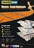 Memory-Map V5 Munros ¿ South Highlands OS 1:25,000