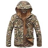 Kelmon Outdoor Softshell Tactical Jacket voor heren