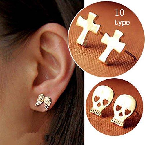 1-pair-retro-vintage-make-a-wish-bone-faith-belief-ear-stud-earring-earringswish
