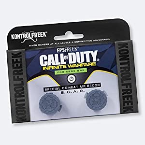 Kontrol Freek FPS Call of Duty s.c.a.r. MotoSafe Joystick für Xbox One Blau