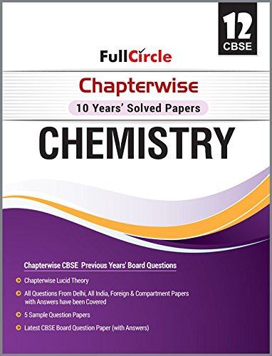 Chemistry Class 12 Ebook