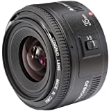 Yongnuo YN35mm F2 objectif 1:2 AF / MF grand angle fixe/Prime Auto Focus objectif pour Canon EF