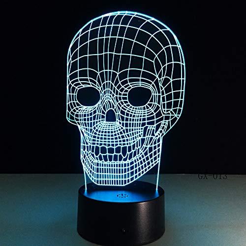 Lixiaoyuzz 3D Nachtlampe Traditionelles Licht Schreibtisch Tisch Schlafzimmer Lampe Rc Spielzeug Kind Nacht Schlaf Baby Schlafen Home Party Decor Geschenke-berühren - Home Decor Traditionellen Tisch-lampe