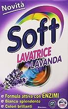 Soft?Detergente Lavadora lavanda, Formula activa con enzimi?6300g