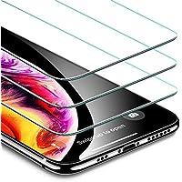 """ESR Pellicola iPhone XS/X [3 Packs][Cornice per Installazione facilitata], Pellicola Vetro Temperato [Anti-Graffo/Olio/Impronta] con 9H Durezza Protezione Elevata per Apple iPhone XS/X da 5.8""""."""