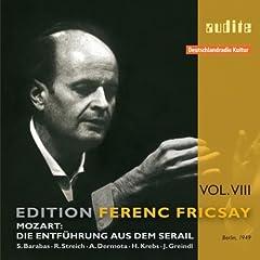 """Die Entf�hrung aus dem Serail - Akt I: No. 5b - Chor der Janitscharen """"Singt dem gro�en Bassa Lieder"""""""