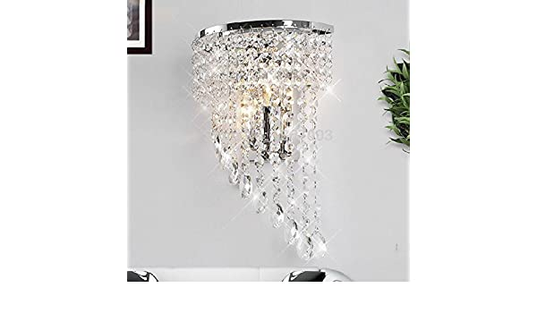 Wandun lampade di cristallo lampade moda nuovo cristallo applique