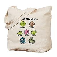 CafePress - I dont play with... Tote Bag - Natural Canvas Tote Bag, Cloth Shopping Bag