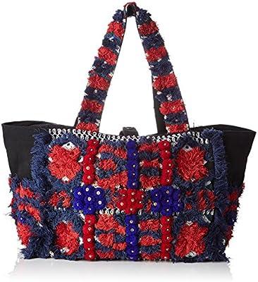 Antik Batik Sunny - Bolso de tela para mujer multicolor Multicolor (Multico) 24x28x53 cm (W x H x L)