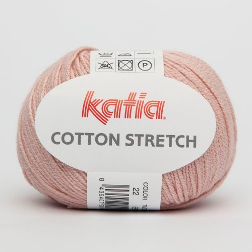 Katia Cotton Stretch 022 / 50g Wolle -