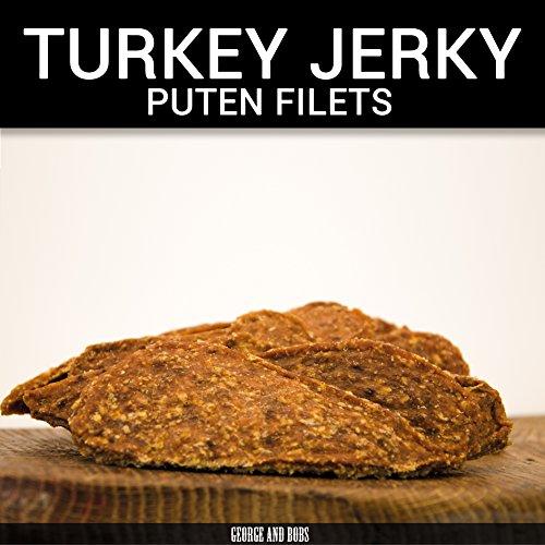 George & Bobs Turkey Jerky - 1000g