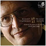 "Mozart: Symphonies No. 38 ""Prague"" & No. 41 ""Jupiter"""