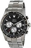 Cerruti 1881 Herren-Armbanduhr XL URANO Analog Quarz Edelstahl CRA083A221G