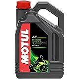 Motul 4 litre 10w/40 Oil 5000 4T 10W40 Semi Synthetic 4 Liter (MT4T4L)