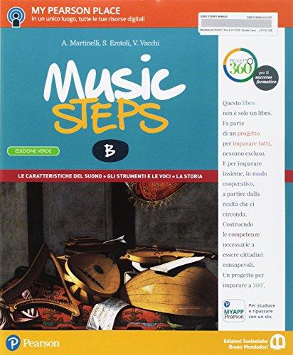 Music steps. Vendita separata. Per la Scuola media. Con e-book. Con espansione online