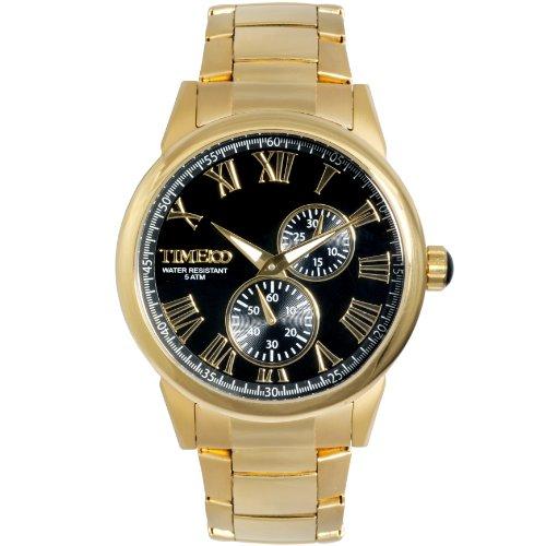 time100-mens-all-steel-luminous-black-dial-fashion-men-casual-calendar-stainless-multifunctional-qua