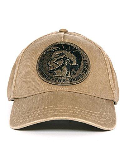 DIESEL - Kappen - Herren - Khakibraune Mütze Cindians für herren - 2