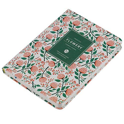 tliche Wochenplaner Kalender Notebook Terminplan Notizblock Veranstalter und Tagebuch, 4.335.83in, 192Seiten 5.83in *4.33in White Raspberry ()