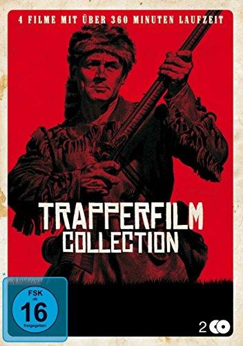 Wolf Robe (Trapperfilm Collection [2 DVDs] [Trapper, Wolf und Fährtensucher / Der letzte Mohikaner / Die Rache des Trappers / Black Robe])