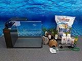 Aqua Orion 40 schwarz Nano Aquarium Komplettaquarium inkl Dekoration LED