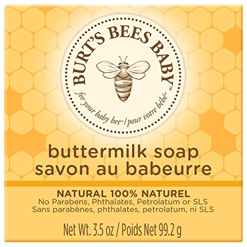 Las abejas de Burt - Buttermilk jabón de bebé - 99g
