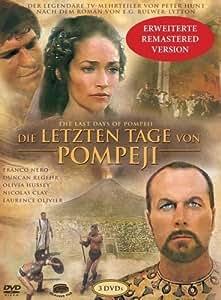 Die letzten Tage von Pompeji (Erweiterte Remastered Version) [3 DVDs]