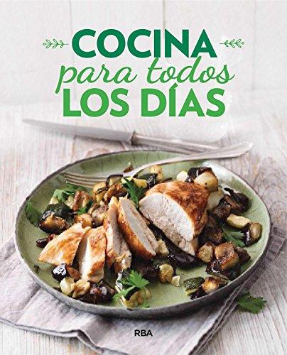 Cocina para todos los días (PRACTICA) (Spanish Edition) -