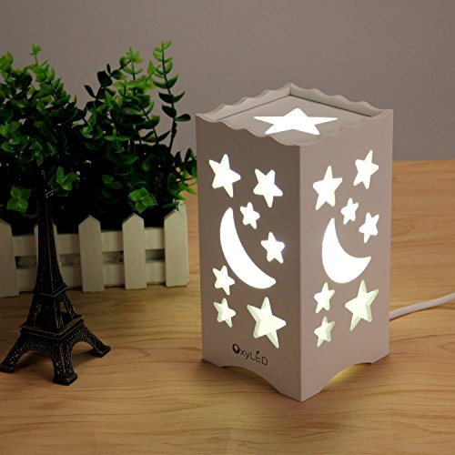 oxyled-table-lamp-night-light-moon-and-star-shaped-carving-warm-white-light-5w-uk-plug