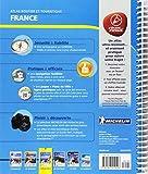 Atlas France plastifié Michelin 2017