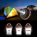TaoTronics LED Campingleuchte - 4