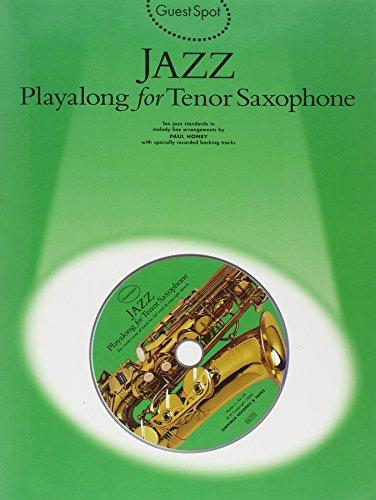 Guest Spot Jazz Sax Tenor + Cd