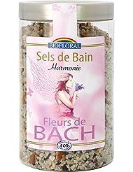 Biofloral Sels de bain Harmonie Silice et Fleurs de Bach 320g